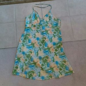 Other - camisole nightgown size small tropical print PJ's